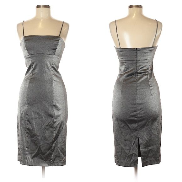 Guess Dresses & Skirts - Guess Jeans sz 11 (runs small) gray cocktail dress